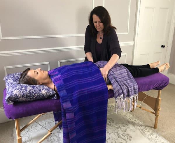postnatal recovery massage