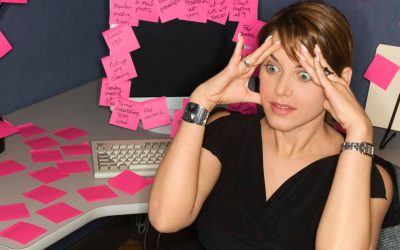 Feeling overwhelmed or stuck? Some easy ways to resolve the issue.